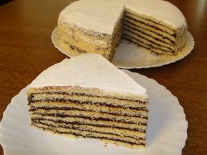 "Торт ""Винартерта"" или ""Полос…"