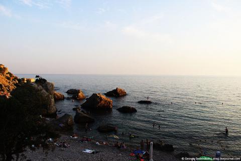 Как отдохнуть в Крыму у моря за 250 рублей в сутки