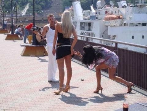 Фотографии девушек, которые не должны были попасть в Сеть! (21 фото)