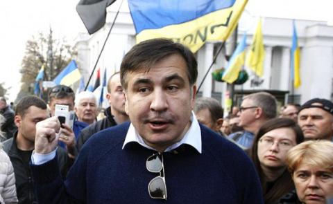 Михаил Делягин: Саакашвили с…