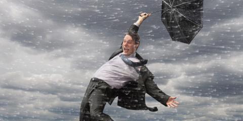 «Красавец-циклон»: на Украин…