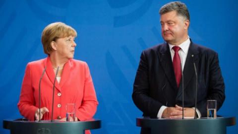 «Концлагерь» на деньги Меркель: придуман рецепт процветания Украины