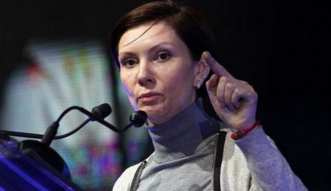 Соратница Януковича устроила скандал на российском ТВ после предложения атаковать ВСУ