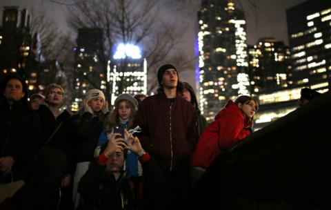Звезды вышли протестовать против Трампа