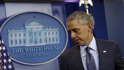 """Трамп назвал Обаму """"слабаком"""", которого """"давила"""" Россия"""