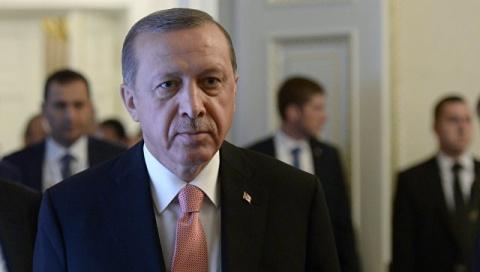 Заявление Эрдогана по Крыму …