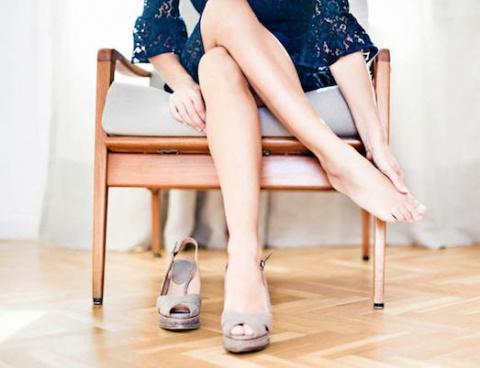 Что сделать, чтобы обувь пер…