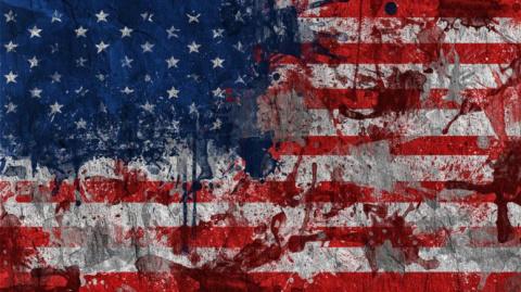 Американский «майдан» – спус…