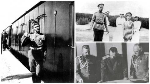 Дореволюционная Россия: 15 уникальных фотографий, сделанных во время путешествия царской семьи в Могилев