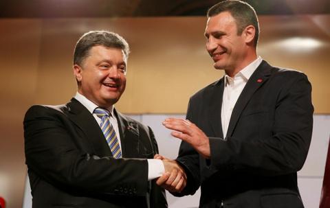 Киев с нетерпением ждет, что его лишат «Евровидения». Дмитрий Родионов