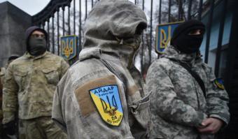 На Украине начались массовые…