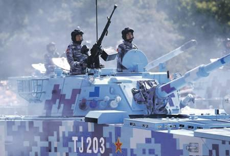Китайская оборона уходит в и…