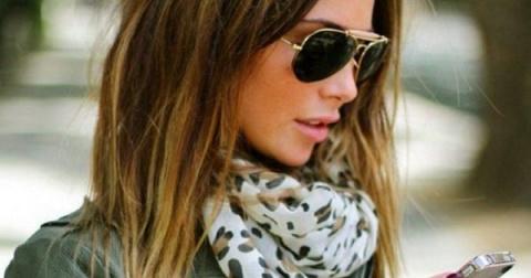 Как красиво носить шарф: 9 м…