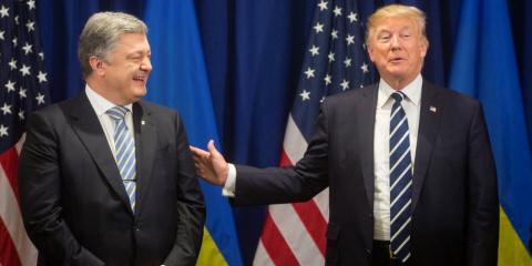 Плач Алексеевича: с чем Порошенко выступал на Генеральной Ассамблее ООН