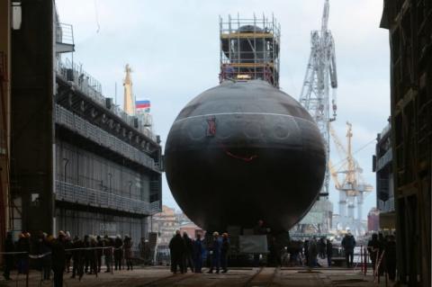 Новая российская подлодка встревожила американских экспертов