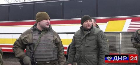 Глава ДНР: Расстрел автобуса под Еленовкой – первая ласточка закона о «реинтеграции» Донбасса