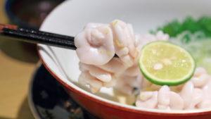 Самые странные блюда японской кухни