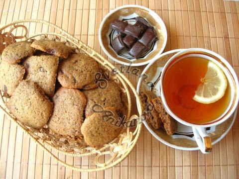 Домашнее Кофейное Печенье «К…