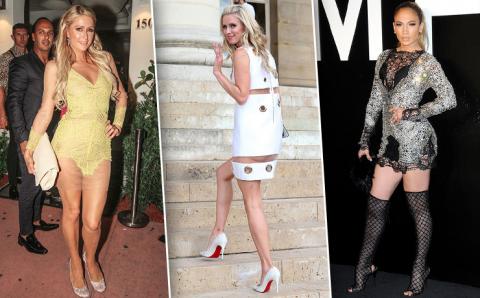 Мини-провал: 11 худших выходов звезд в коротких платьях