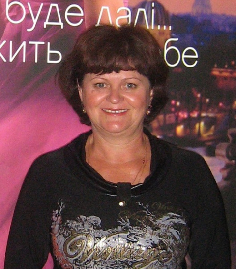 Антонина Дяченко