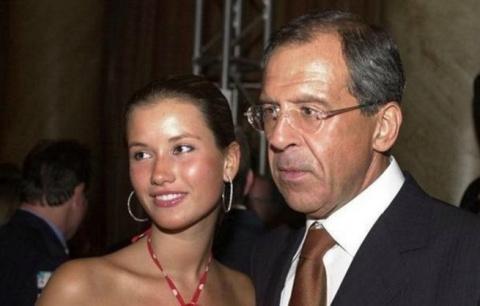 Дочь Сергея Лаврова дала первое интервью.