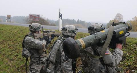 Эксперты: Америка может отложить поставки оружия в Украину после скандала с «Южмашем»