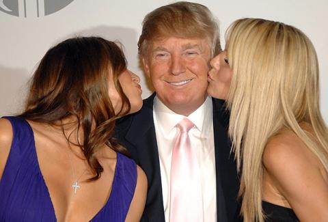 Цветник Дональда Трампа — 9 …