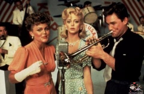 История любви самой крепкой звездной пары — Курта Рассела и Голди Хоун
