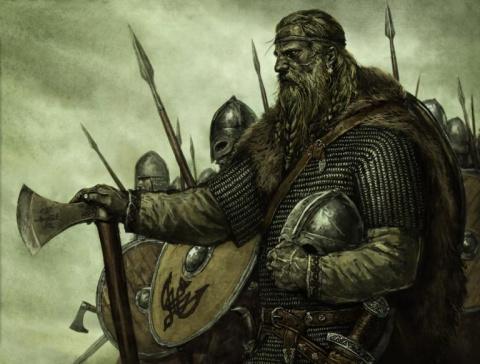 Берсерки: зачем викинги ели …
