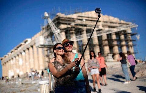 Греческий туризм растет по п…
