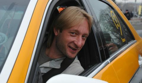 Плющенко похвастался дорогим авто