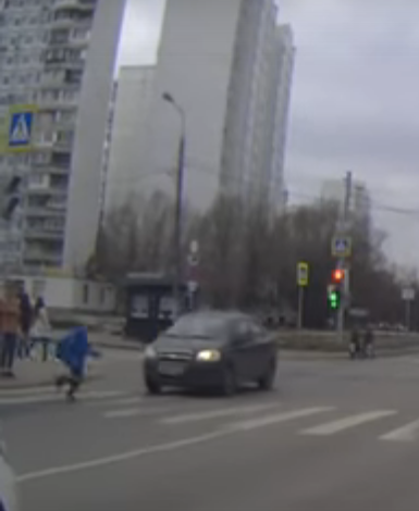 Сбить ребенка на пешеходном переходе. Что может быть хуже?