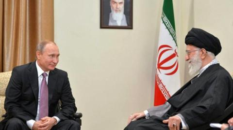 Иранский лидер предложил Пут…
