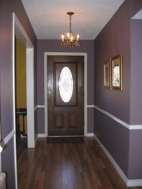 Как подобрать цвет двери и ламината.