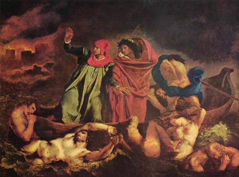 Данте Алигьери и его «Божественная комедия»