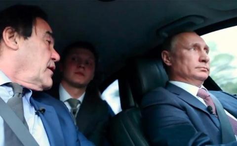 «Путин завербовал Оливера Стоуна»