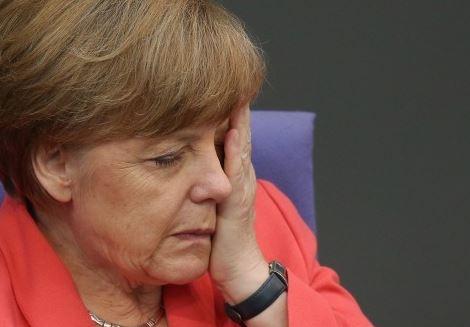 Состоятельные немцы спешно п…