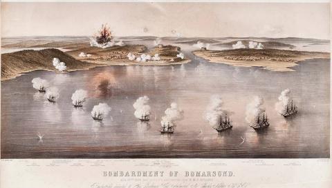 Маленькая крепость против большого флота. Оборона Бомарсунда