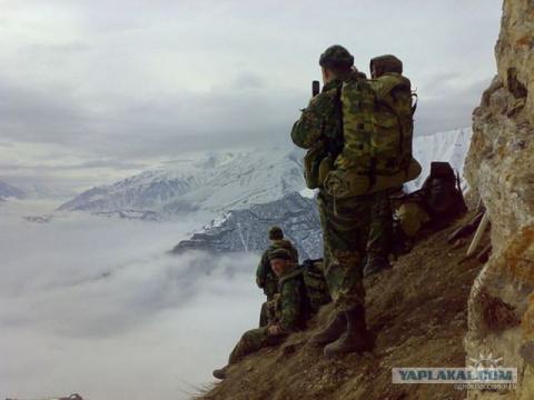 Кавказские пленники 22-ой бр…