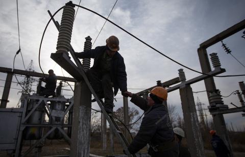 Россия обеспечит ЛНР электро…