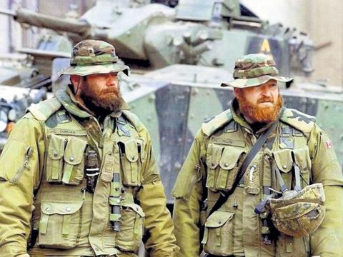 Канадские каратели потеряли на Украине 11 спецназовцев