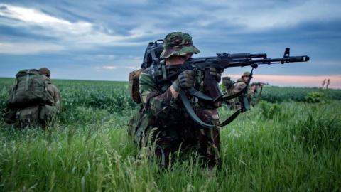 Донбасс: ВСУ в течение суток…