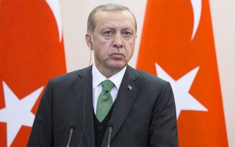 Эрдоган разбушевался! Довери…