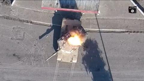 Бомбардировщики ИГИЛ: Террор…