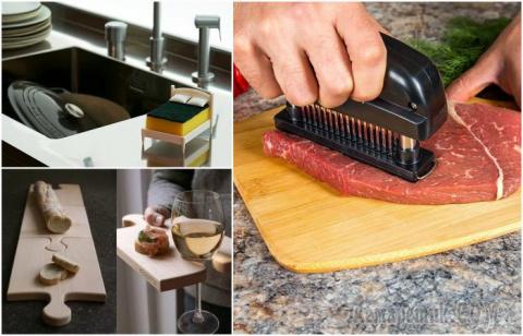19 гениальных устройств для кухни, которые хочется заполучить немедленно