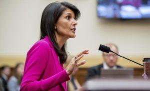 «Прием ведения войны» — постпред США снова заявила, что РФ вмешивалась в выборы