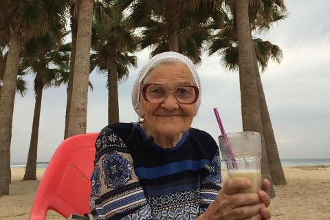 Бабушка-путешественница из Красноярска отметит 90-летие в Доминикане