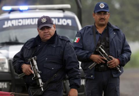 ЧП в Мексике – неизвестный р…