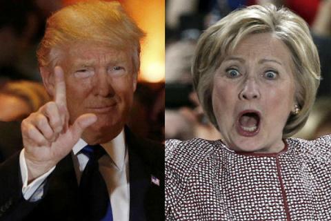 Рейтинг Клинтон реагирует на новые разоблачения