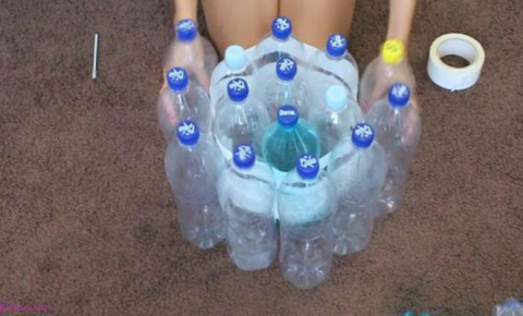 Что можно сделать из пластик…